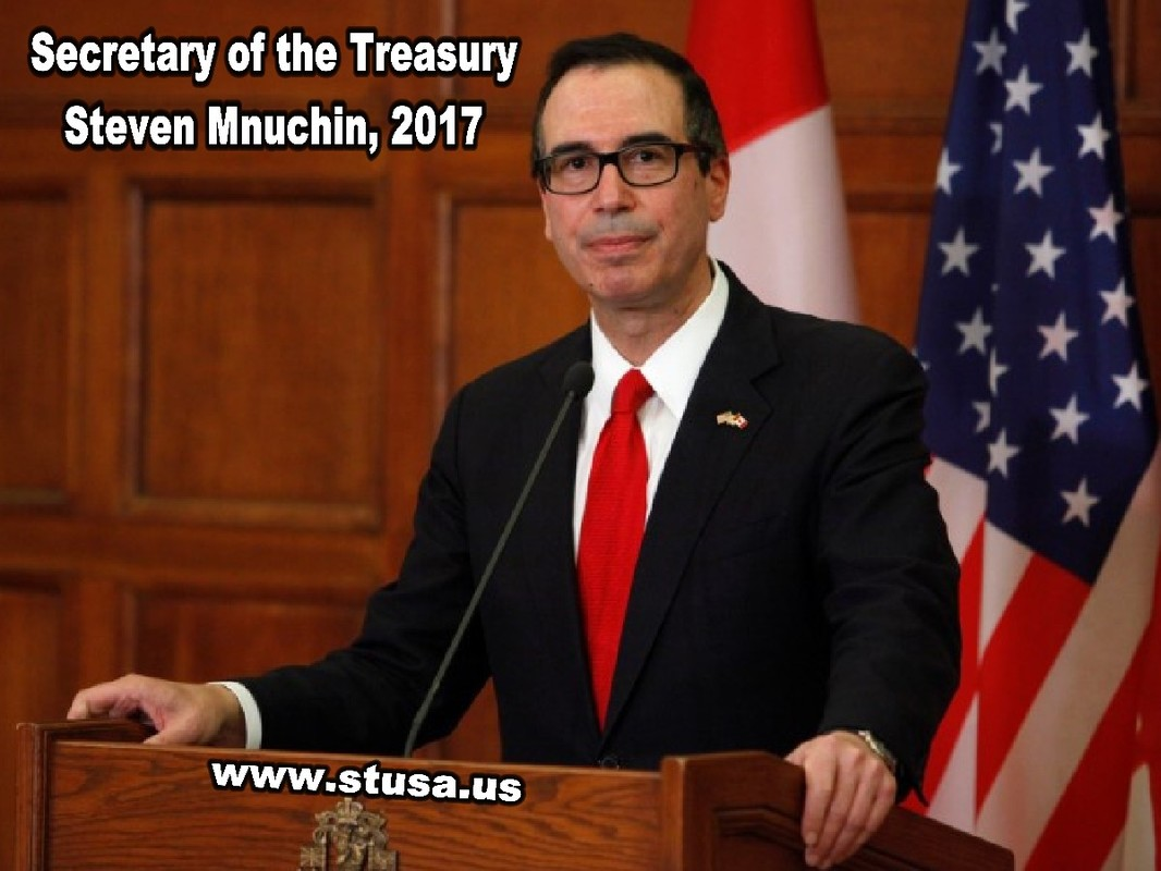 The Following Open Letter To Treasury Secretary Mnuchin Provides A Detailed Explanation Due Total And Frustrating Lack Of